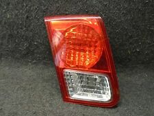 03 04 05 Honda Civic Sedan Left Inner Rear Tail Light OEM Lid Mounted OEM