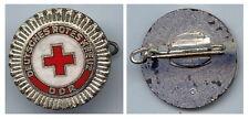 DDR Treueabzeichen der DRK in Silber 1. Variante