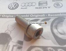 VW GOLF GEN 2 Haldex Oil Drain Plug + Washer OEM New VW Parts Haldex Service