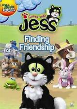 Guess With Jess: Finding Friendship (Fs)  DVD NEW