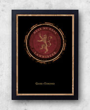 Game of Thrones poster, House Lannister, Hear Me Roar, Tyrion, Peter Dinklage