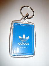 Adidas Originals Trefoil Key Chain Blue & White - 3 Stripes Superstar Originals