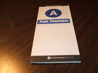 MAY 2006 NEW YORK CITY TRANSIT A TRAIN TIMETABLE