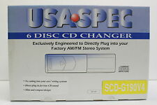 Usa Spec Scd-G190V4 Cd Changer For Chevy/Gmc/Pontiac