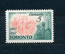 CANADA 1967 CENTENARY OF TORONTO AS CAPITAL CITY OF ONTARIO SG617  MNH