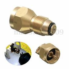 Lp Gas Cylinder Tank Coupler Heater Propane Refill Adapter Camping Hunt Outdoor