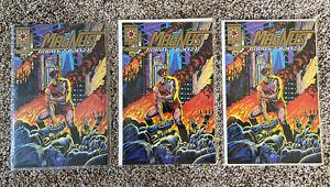 Magnus Robot Fighter 21 Gold Variant 1993 Valiant Comic VF/NM
