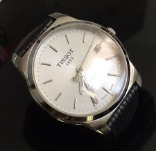 Men's Tissot PR100 Swiss Automatic Serviced T049407A Exhibition Back Sapphire