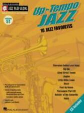Up-Tempo Jazz - HL Jazz Play-Along Vol. 51 (Includes Play-Along CD)