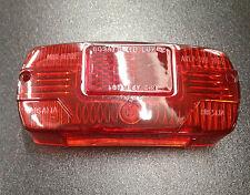 Rear light / tail lamp lens for Lambretta LI series 3 (Aprilia type)