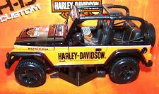 Harley Davidson Custom Design - Jeep Wrangler Rubicon - 1:27