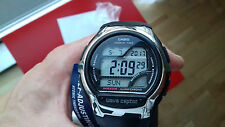 Casio WV-58A-1A RADIO CONTROLADO WAVE CEPTOR WATCH ATOMIC TIMEKEEPING montre UHR