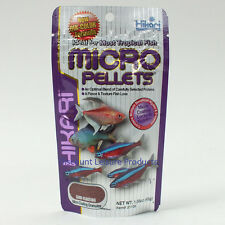 Hikari Micro Pellet Semi Floating Aquarium Fish Tank Food 45g