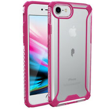 For iPhone 8 Case 4 Color POETIC【Affinity】Shockproof TPU Protective Bumper Cover