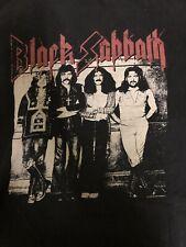 Vintage 2005 Black Sabbath Winterland T Shirt Size XL