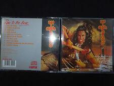 RARE CD WISHBONE ASH / RAW TO THE BONE /