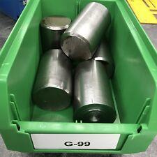 Länge 285 mm 1 x Stahl ST52 Rundstahl Ø 35  mm 2,1 kg A-09