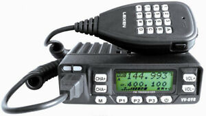 Leixen VV-898 UHF VHF Dual Band 2m 70cm Mobile Amateur Radio