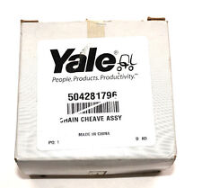NEW YALE 504281796 CHAIN CHEAVE ASSY.