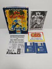 ZAK McKRACKEN Atari ST / STE KIXX The Alien Mindbenders
