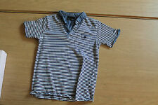 Boys' 100% Cotton Button Down T-Shirts & Tops (2-16 Years)