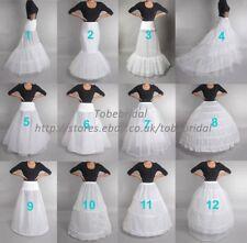 crinoline jupon Slips cerceaux taille régulière Underskirt Petticoat Mariage