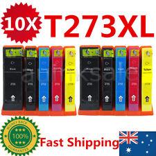10X 273XL 273 Ink Cartridge for Epson XP600 XP700 XP800 XP620 XP520 xp510 xp610