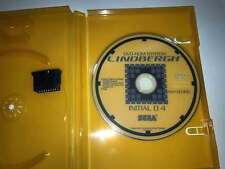SEGA LINDBERGH INITIAL 4 DVD(NEW DVD .DVP-0030D) w/KEY