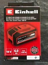 Einhell Power X-Change 18V 6,0  Ah Multi-Ah PXC Plus Akku - 1350W, 18V, 6Ah