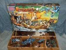 Mega Bloks Dragons Krystal Wars Man-O-War
