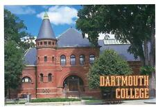 BATCH OF 3  POSTCARD NH 364   DARTMOUTH COLLEGE  WILSON   HALL  NEW HAMPSHIRE
