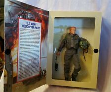 "12"" GI Joe Classic Collection JANE (VERY RARE REDHEAD) US ARMY HELICOPTER PILOT"