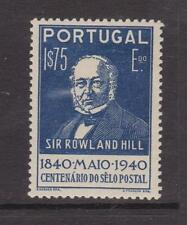 Portugal - SG 927 - m/m - 1940 - 1E 75 - Sir Rowland Hill