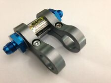 Earls 230206ERL In-Line Fuel Filter -6 Blue 106/Saxo Mount - SPOOX MOTORSPORT