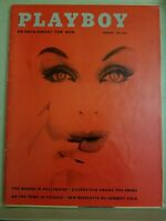 Playboy August 1959 * Very Good Condition * Free Shipping USA