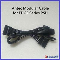 Antec SATA Power Modular Cable for EDGE 550 650 750 Power Supply Original Cord