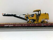 ATLAS TRAINMAN Custom CATERPILLAR WITH PM200 ASPHALT MILLER