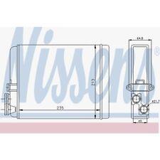 Nissens Wärmetauscher, Innenraumheizung Volvo ,S80 I,V70 II 73641 Volvo