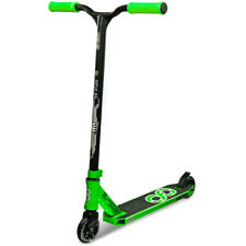 infinity FLARE Stunt Park Pro Scooter GREEN | for Kids Adult Kick Push Trick