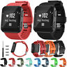 Silicone Replacement Wrist Strap Band For Garmin Forerunner 35 Sports GPS Watch