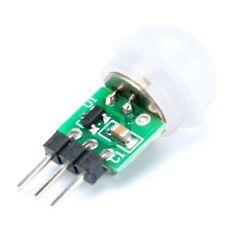 Micro IR Piroeléctrico Infrarrojo Movimiento PIR Módulo de Sensor Humano detector de automático