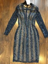 Scala Dress Size US4 UK8 Colour Navy Nude brand new With tags