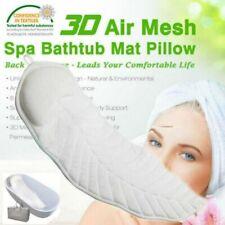 Bath Cushion for Tub - Extra-Large Full Body Bath Tub Pillow & Non-Slip Spa Mat
