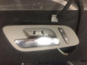 Front Inside Interior Door Handle w/ Heat Seat Driver controls Left LH GM Truck