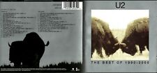 U2 2cd set - The Best Of 1990-2000 & B-sides
