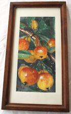 Blumen & Pflanzen-Künstlerische-Malereien direkt vom Künstler Früchte