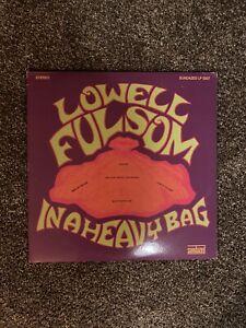 Lowell Fulsom - In A Heavy Bag - Vinyl LP - NMT/VG+.  LP 5207