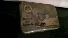 Lampe Berger Art Deco Dose original Verpackung Brenner 1930