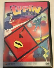 Lupin The 3rd - Thievin' Ain't Easy (TV Series, Vol. 15) - DVD - VG++ W/ Insert