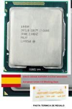 Intel Core i7-2600S, 2,8 Ghz Quad-Core, SR00E, LGA1155, 65W TDP, 1MB/8MB